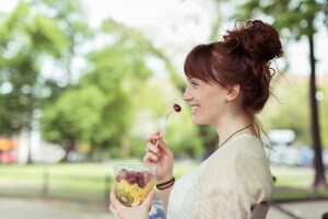 Top Tips on How to Eat Healthy When You're In A Hurry